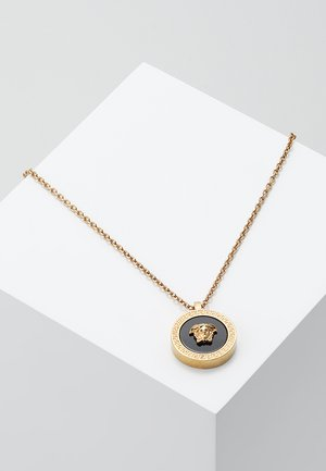 Necklace - nero/oro tribute