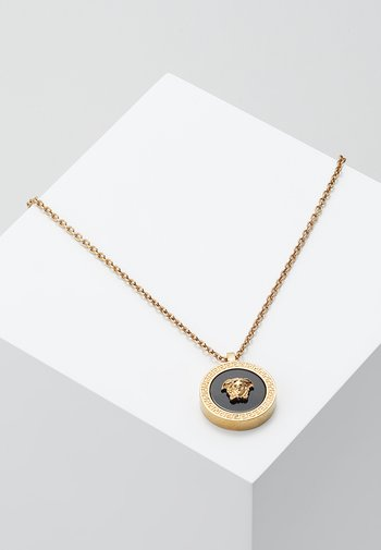 Necklace - nero/oro tribute