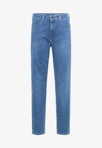 Lee Plus - SUPER HIGH SCARLETT - Skinny-Farkut - blue denim - 6