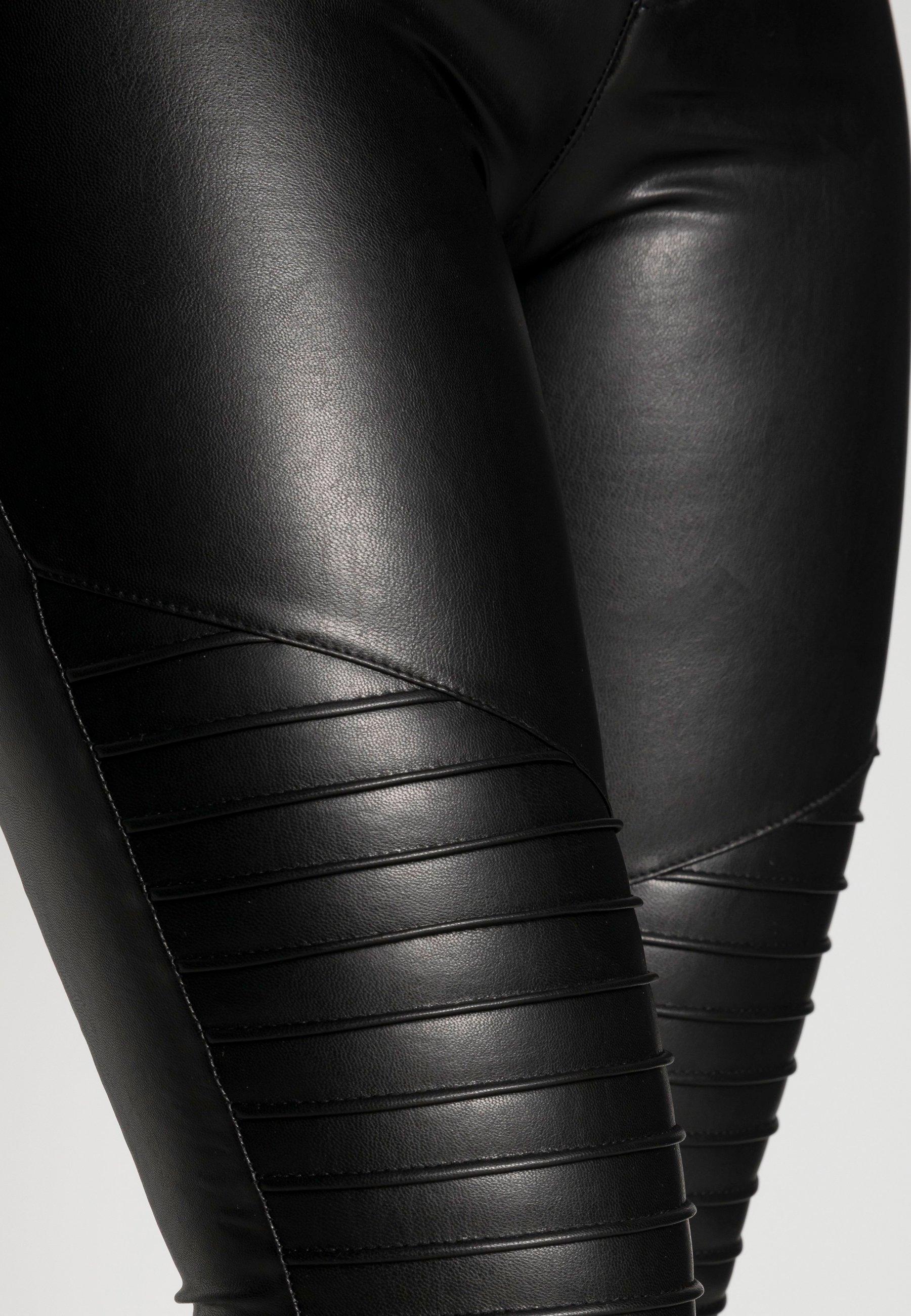 Damen ONLROYAL MARIA BIKER - Leggings - Hosen