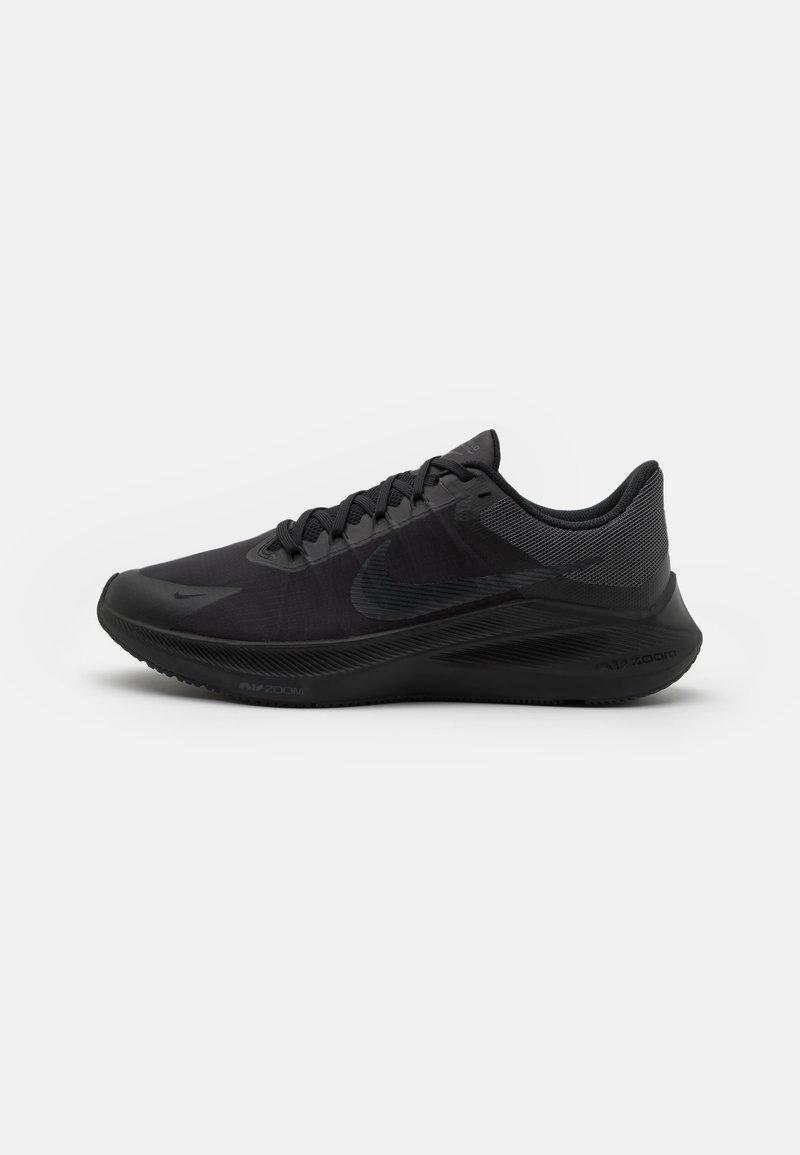 Nike Performance - WINFLO 8 - Obuwie do biegania treningowe - black/dark smoke grey/smoke grey