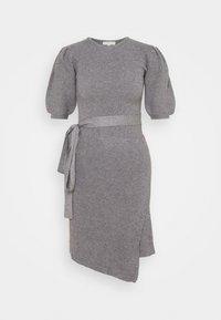 Never Fully Dressed - DRESS - Jumper dress - grey - 0