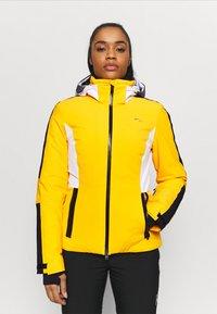 Kjus - WOMEN FORMULA - Skijakke - go hon yellow - 2
