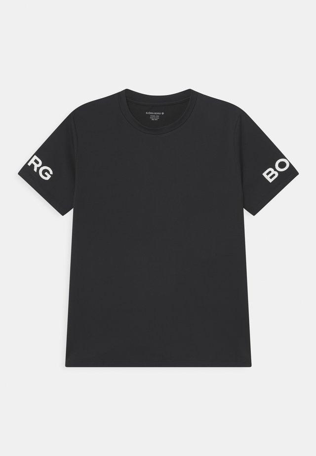 UNISEX - T-shirt print - black beauty