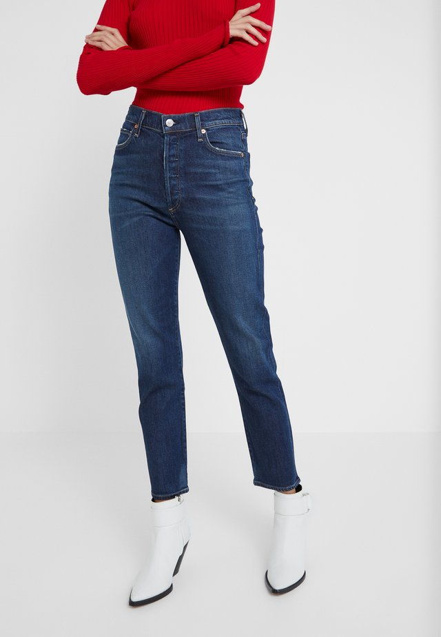 OLIVIA - Slim fit jeans - gleams