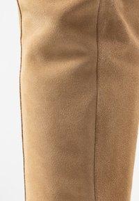L37 - A LITTLE BIT LONGER - High heeled boots - brown - 2