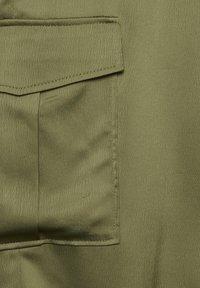 b.young - BXJUNOL PANTS W. POCKETS WOVEN - Pantalon classique -  green - 5