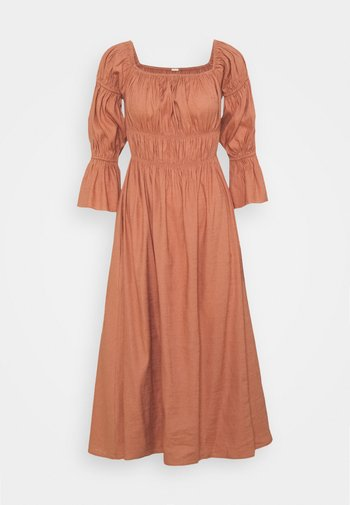 STELLA DRESS - Korte jurk - pink