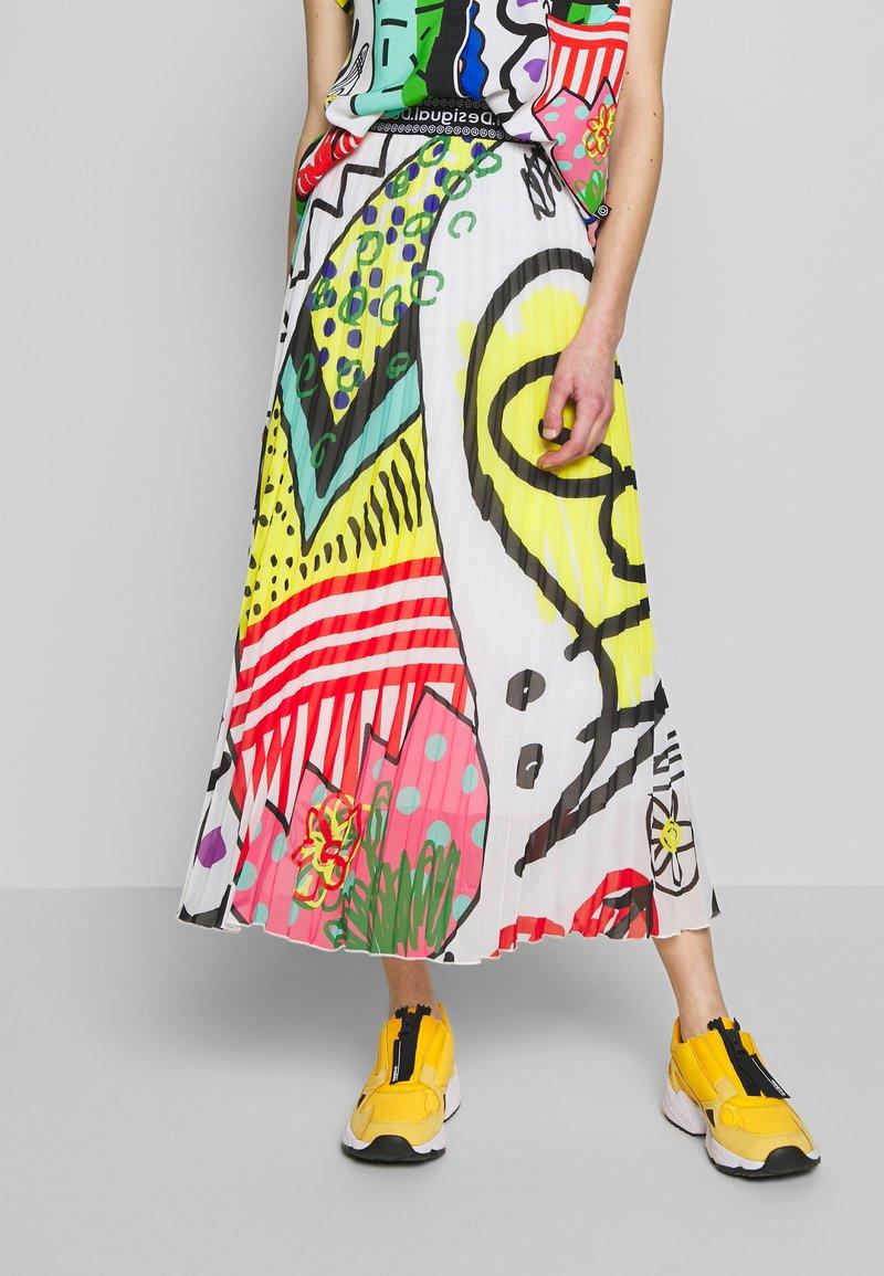 Desigual - Jupe longue - multi-coloured
