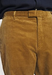Polo Ralph Lauren Big & Tall - FLAT FRONT - Trousers - new ghurka - 4