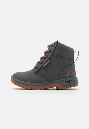 CAMMY UNISEX - Hikingsko - grey/pink