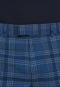 Topman - JAMES - Oblekové kalhoty - blue - 6
