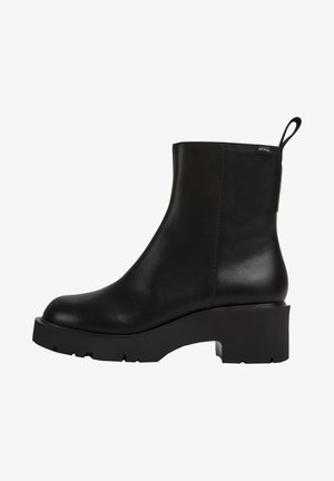MILAH - Classic ankle boots - schwarz