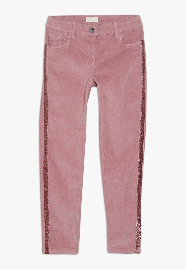 SKINNY PANT - Pantaloni - bridal rose