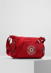 Kipling - GABBIE S - Across body bag - red - 0
