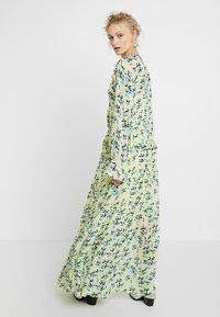 Custommade - VICKEY - Maxi dress - pastel yellow - 3