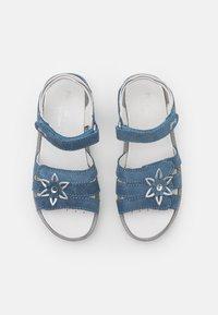 Primigi - Sandals - azzurro/argento - 3