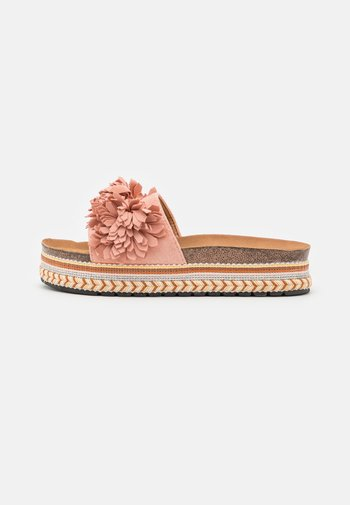 Mules - pink