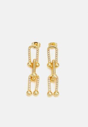 ANJA - Earrings - gold-coloured