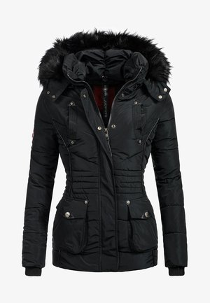 VANILLA - Winter jacket - black