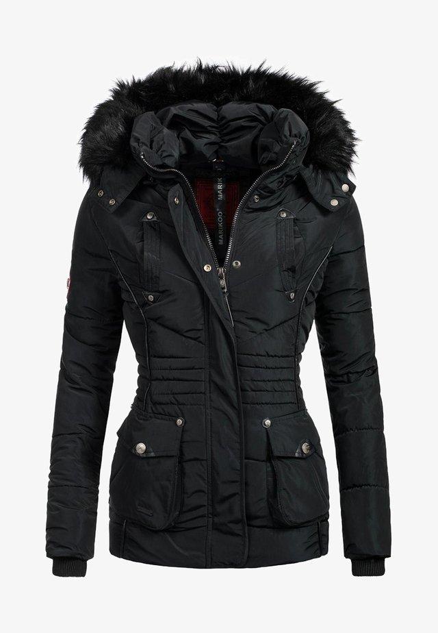 VANILLA - Winter jacket - black
