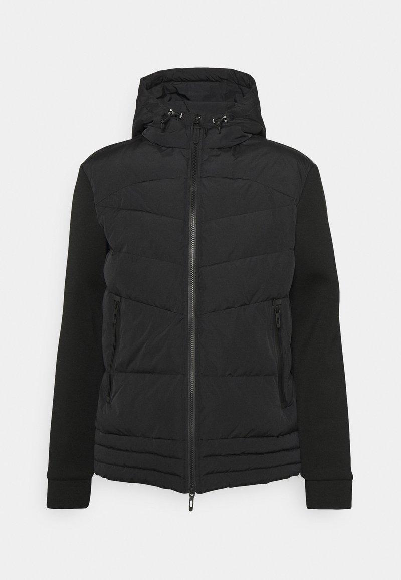 Antony Morato - SLIM FIT WITH PADDING - Light jacket - black
