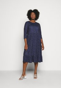 CAPSULE by Simply Be - DRESS - Day dress - navy - 0