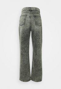sandro - LONE - Slim fit jeans - anthracite - 1