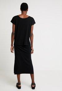 Masai - ELLEN  - T-shirt basic - black - 2