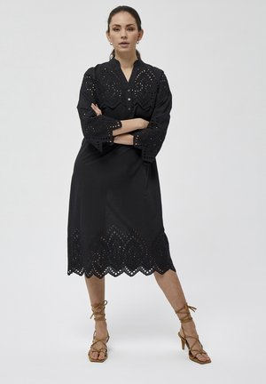 DAHLIA  - Korte jurk - black