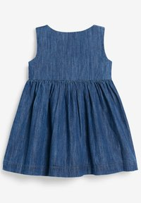 Next - UNICORN - Denim dress - bleached denim - 1