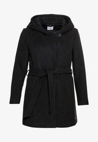Sheego - Short coat - schwarz - 4