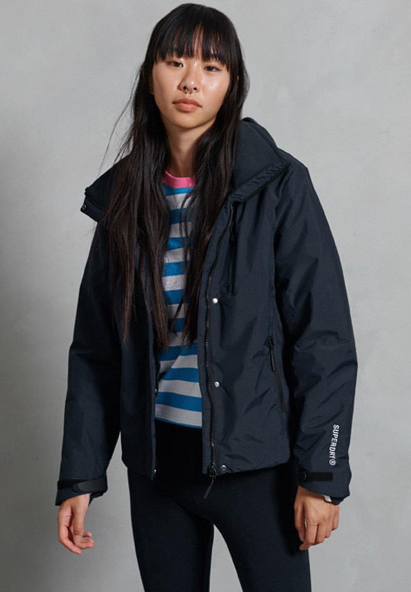 Superdry - HURRICANE - Windbreaker - eclipse navy