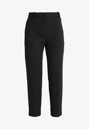 CAMERON SEASONLESS STRETCH - Trousers - black