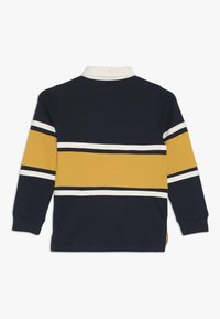Friboo - Polo shirt - black iris/mineral yellow - 1