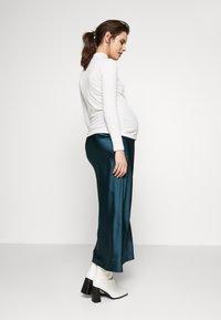 Topshop Maternity - MAXI - Pencil skirt - petrol - 2