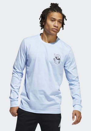 LIL STRIPE T-SHIRT - Sports shirt - blue
