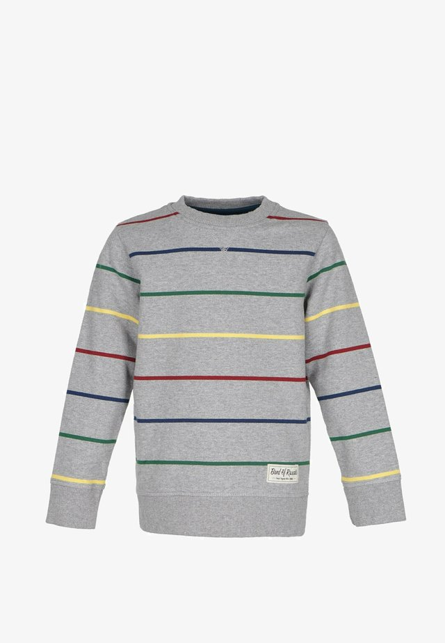 Sweatshirts - grey-mel