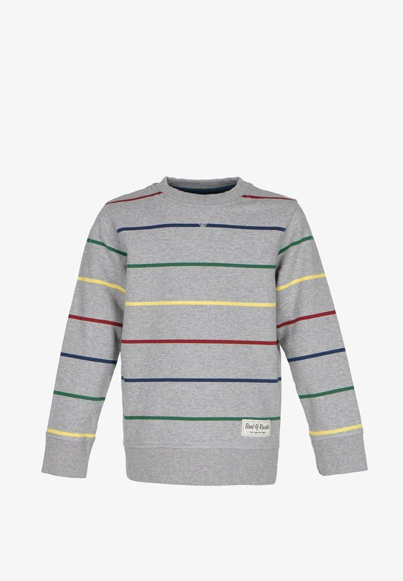 Band of Rascals - Sweatshirt - grey-mel