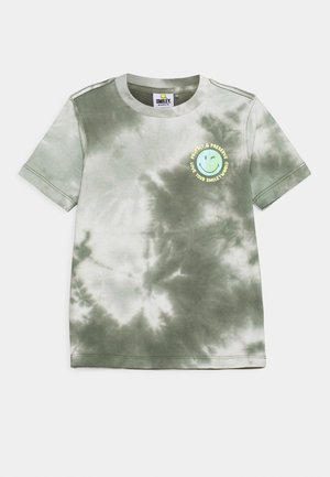 CO LAB SHORT SLEEVE TEE - Triko s potiskem - swag green