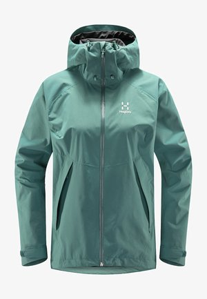 ESKER - Waterproof jacket - willow green