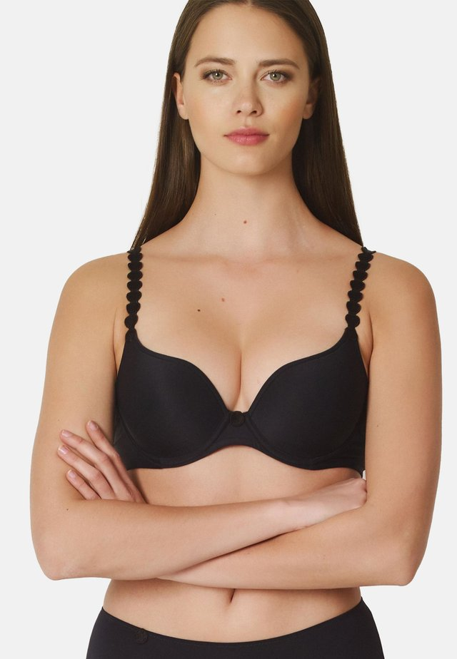 TOM - T-shirt bra - carbon