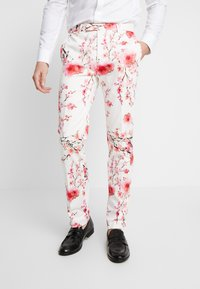 Twisted Tailor - MULLEN SUIT - Suit - white - 4