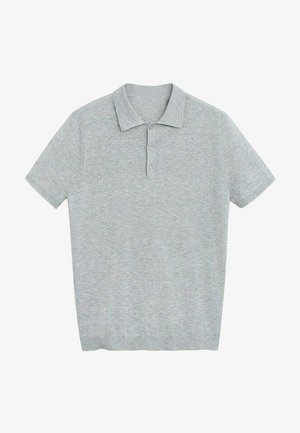 ANDREW - Polo shirt - grey