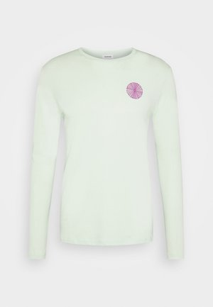 UNISEX - Long sleeved top - green