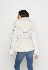 River Island - Winter jacket - cream - 2