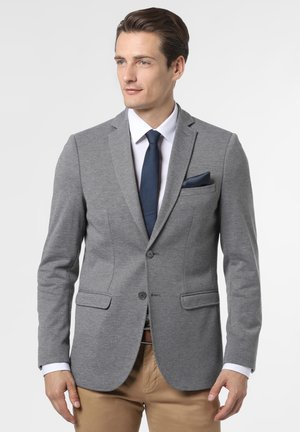 BILL - Suit jacket - grau