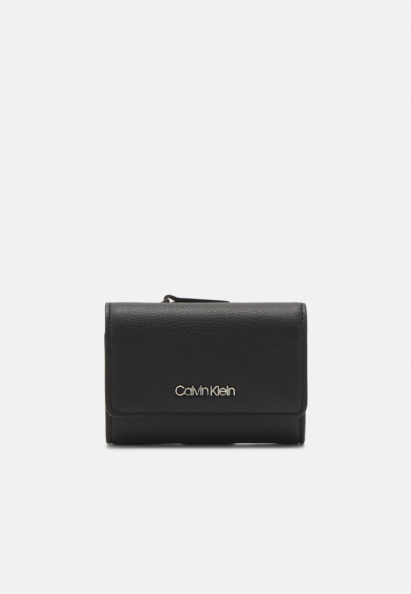 Calvin Klein - TRIFOLD - Peněženka - black