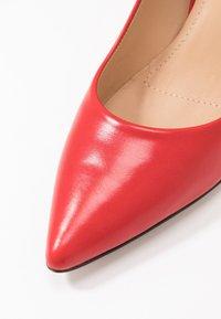 PERLATO - Classic heels - jamaica kiss - 2