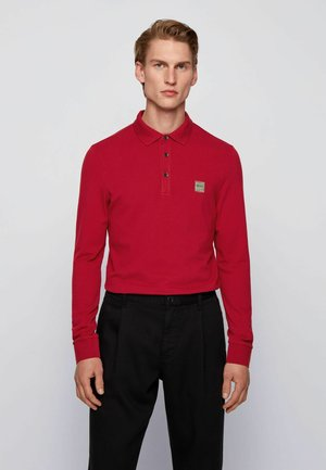 PASSERBY - Polo shirt - dark red